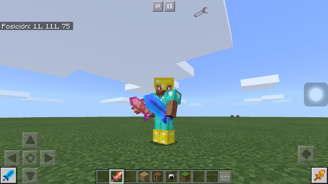 Elemetal Sword